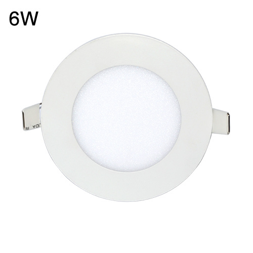 Circle LED  surface light 6w