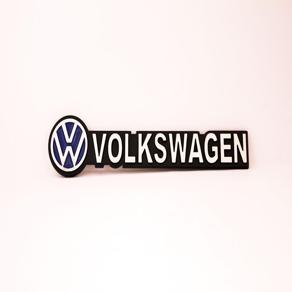 Volkswagen Metal Logo Batch for Cars