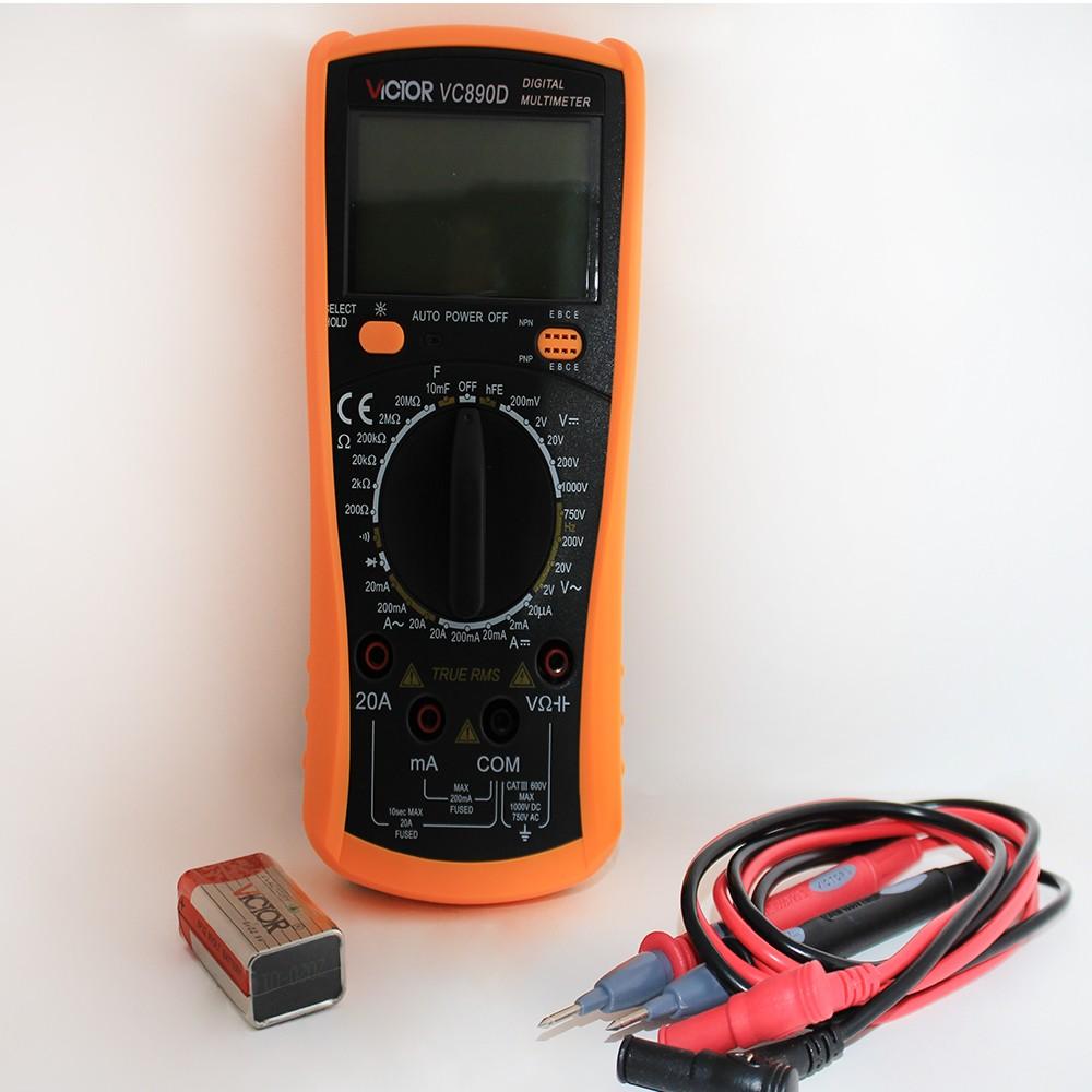 Digital Multi-meter (VC8905D)