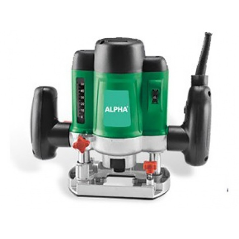 Alpha 1240Watt Electric Router Compact router for DIY A2131