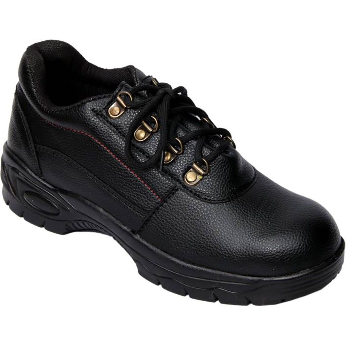 Pro Booster Gold PVC men's Safety Shoes Steel Toe