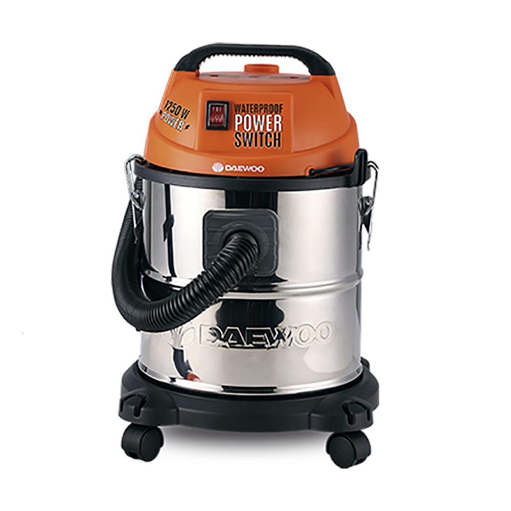 Daewoo DAVC 90-20L Vacuum cleaner Wet and Dry 1200W universal Motor