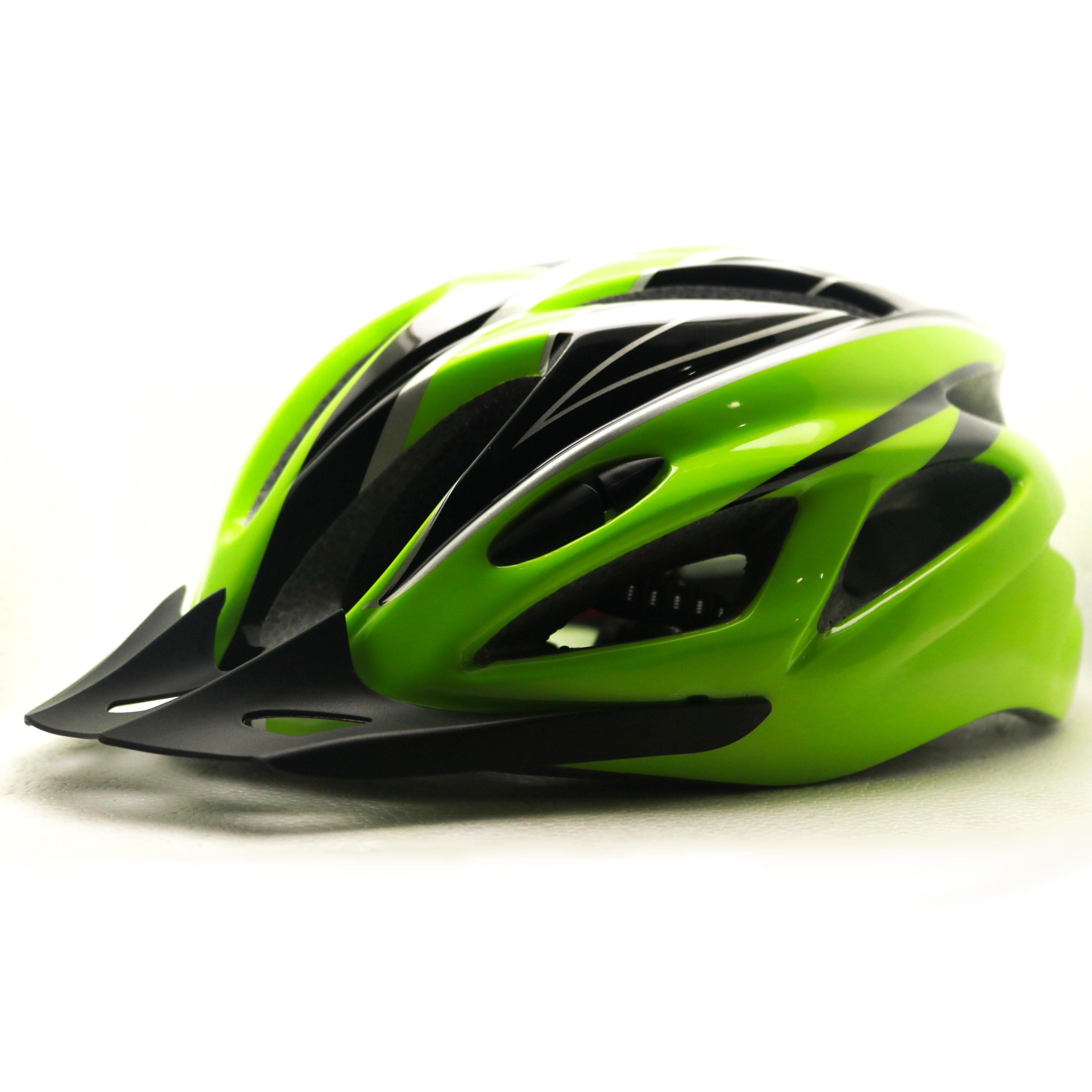 Cycling Helmet - Green