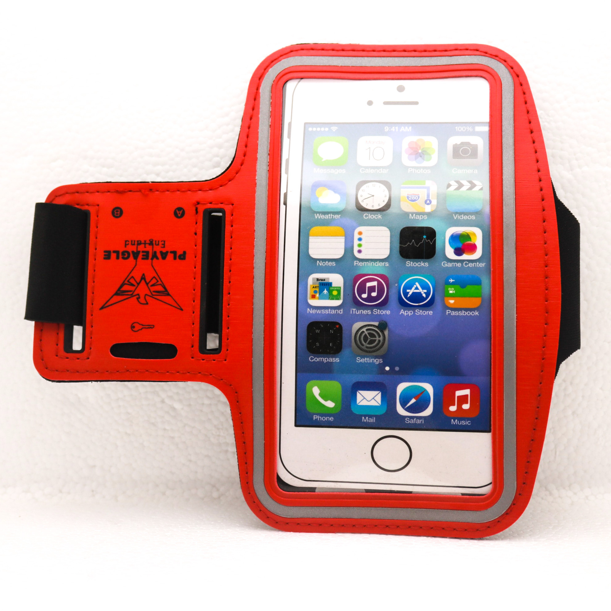 Phone cover - Arm band (Red)