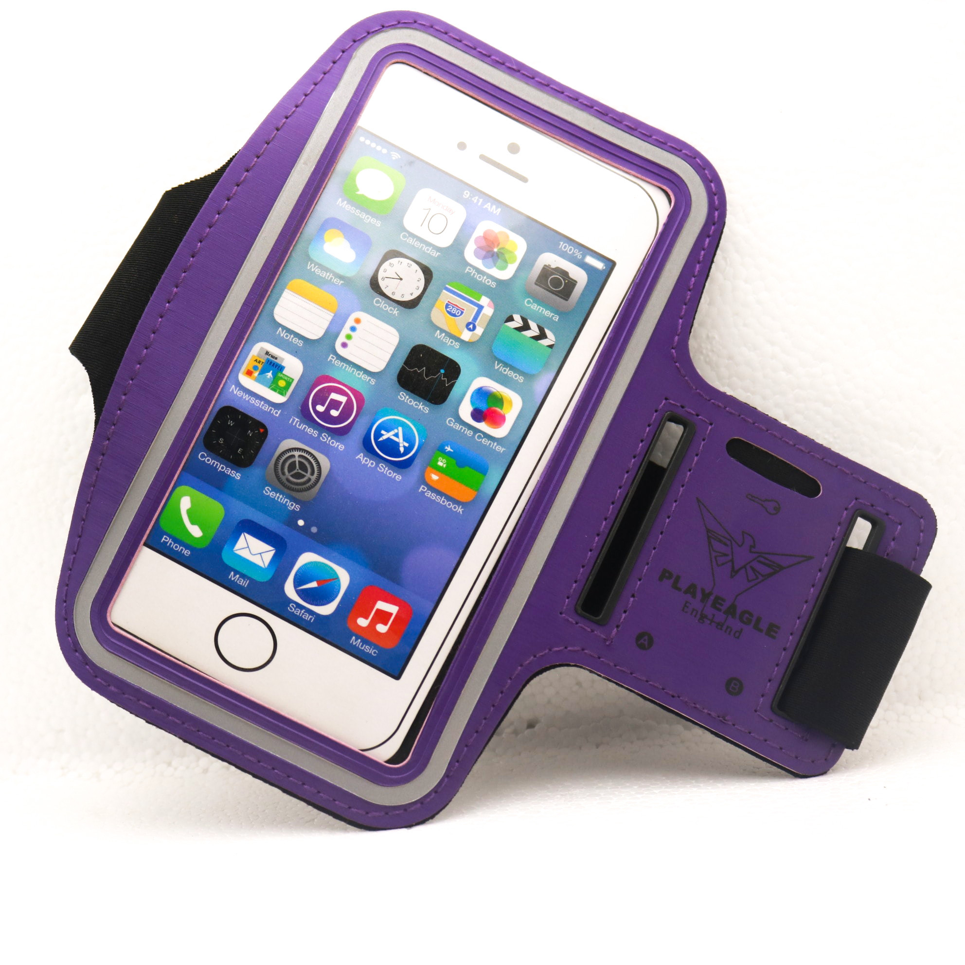 Phone cover - Arm band (Purple)