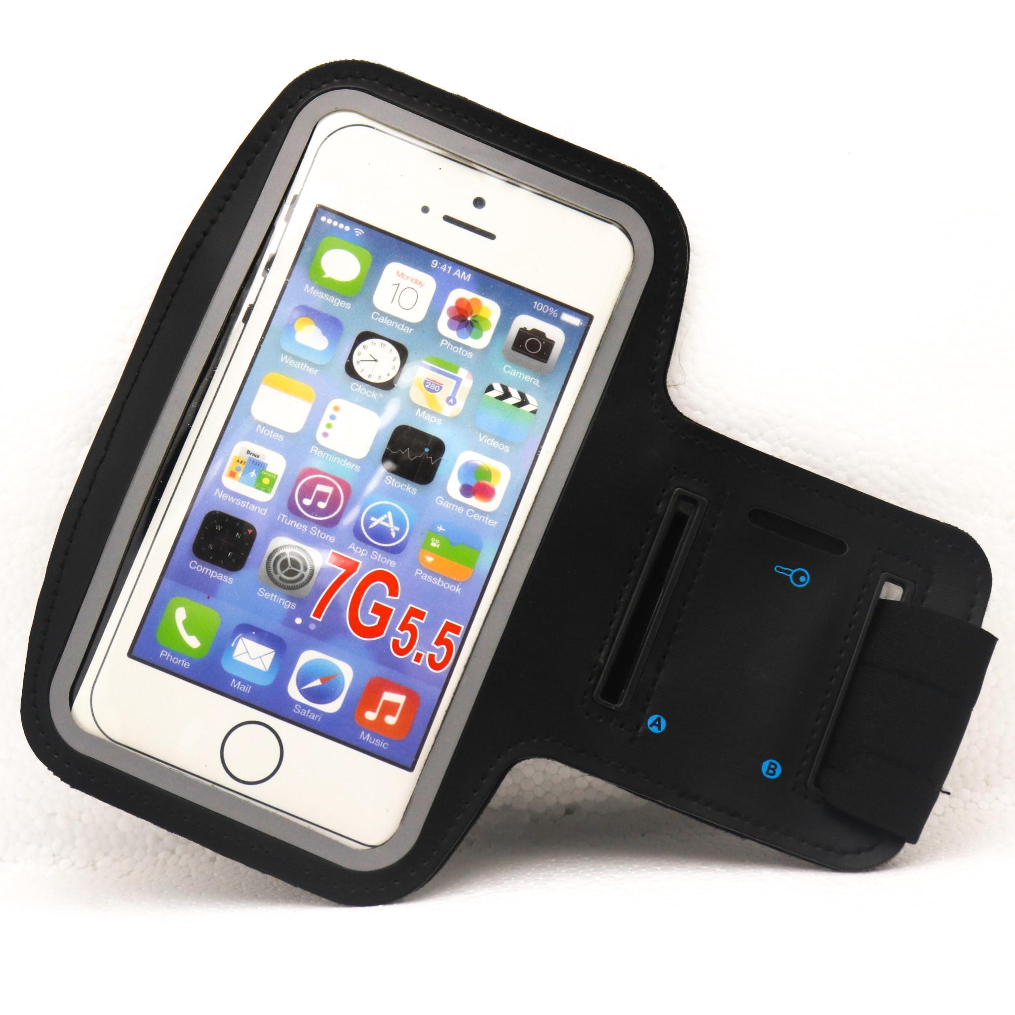 Phone cover - Arm band (Black)