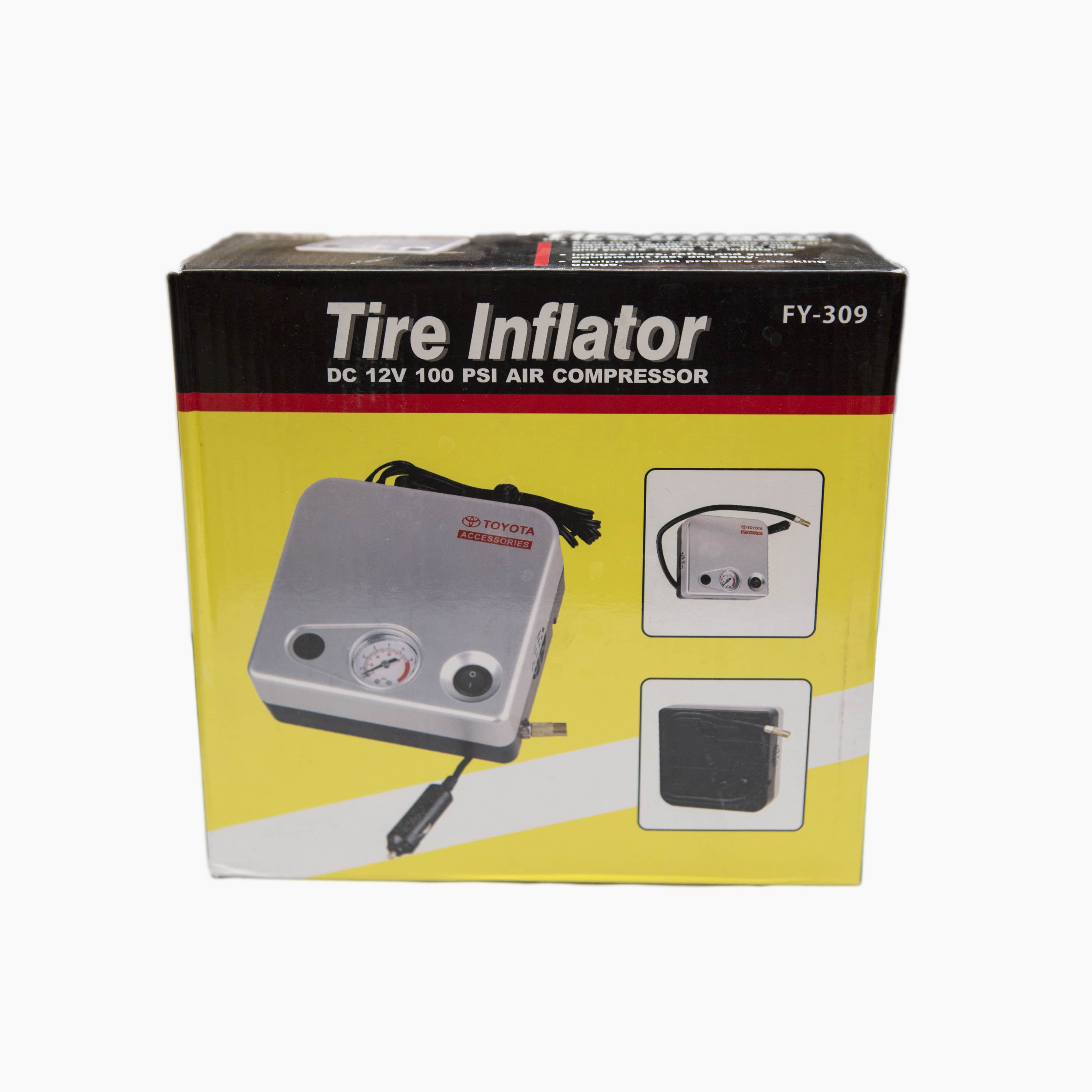 Tyre Inflator - Normal