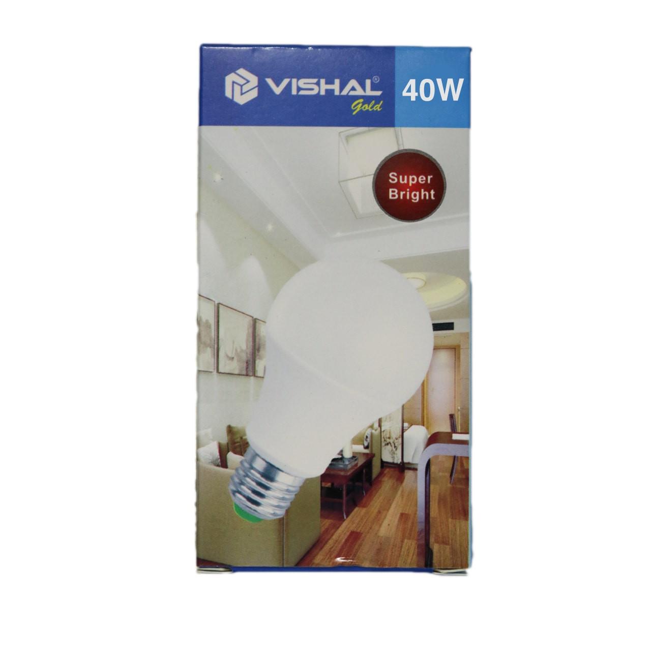 40 Watt Vishal Bulb (B22)