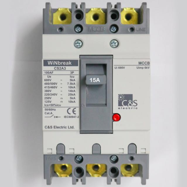 MCCB Switch - 15 A