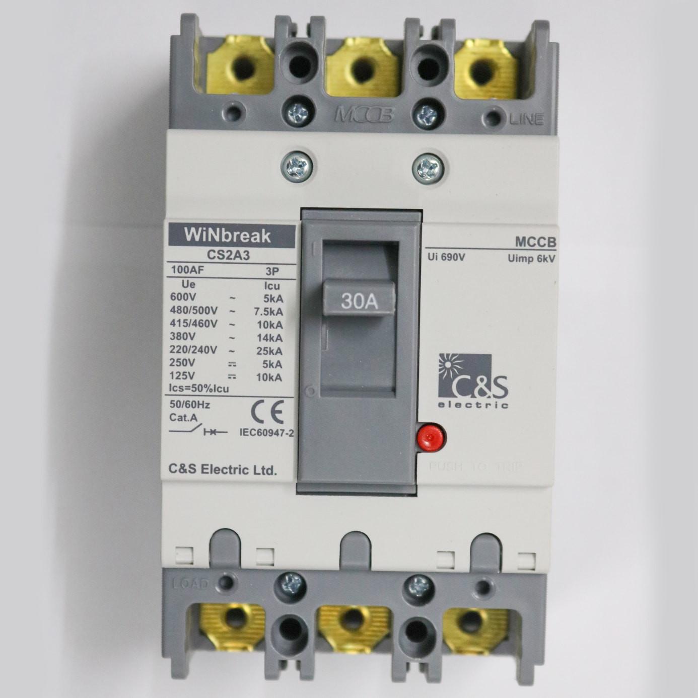 MCCB Switch - 30 A