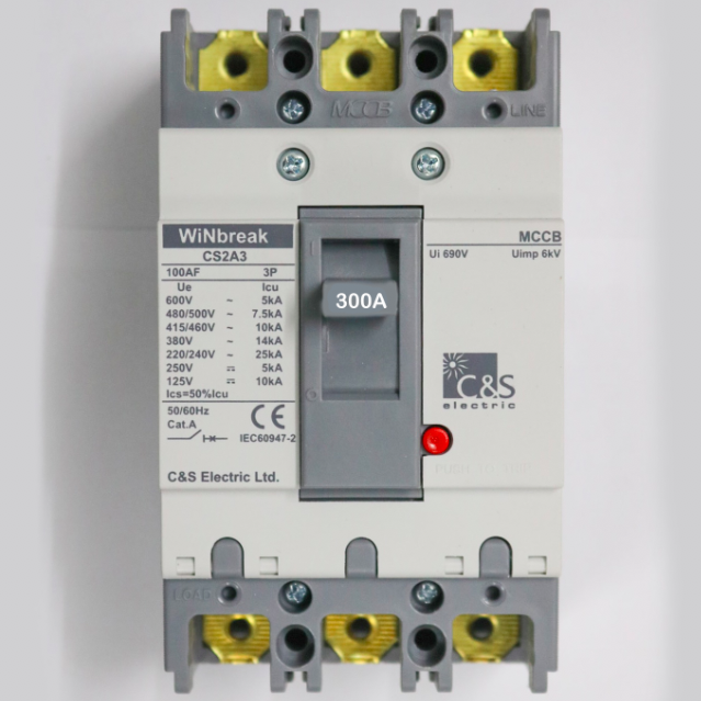 MCCB Switch - 300 A