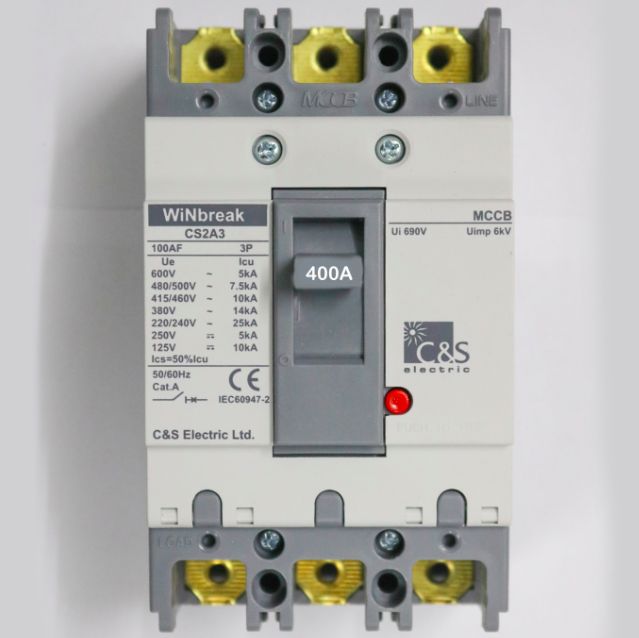 MCCB Switch - 400 A