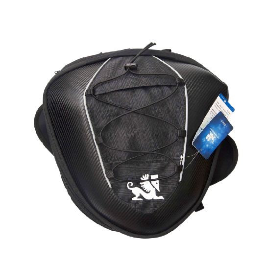 Motorcycle Tank Bag with Expandable feature Waterproof Cover