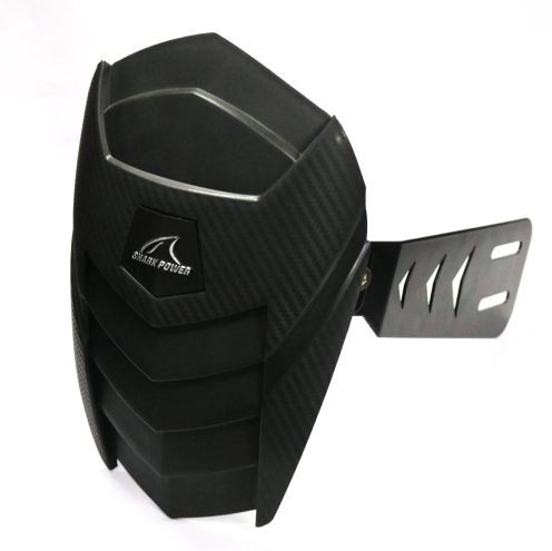 Universal Shark Power Mudguard for motorbikes
