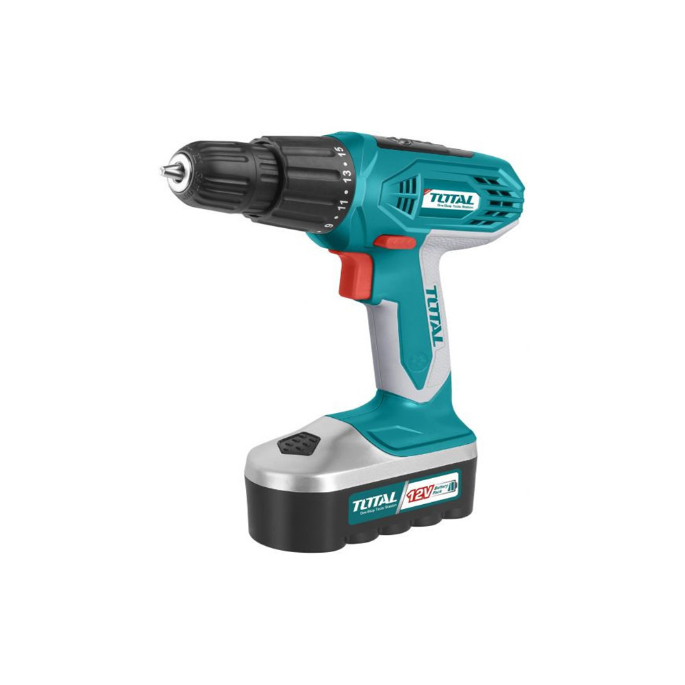 Total Tool (TD312106) Cordless drill 12V Lithium Ion Battery Pack