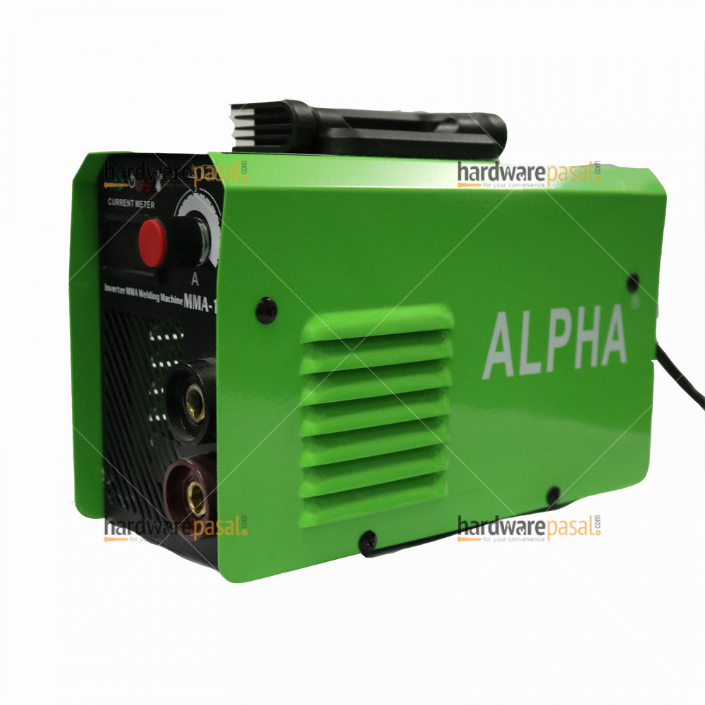 Alpha MMA-160Amp Welding Machine