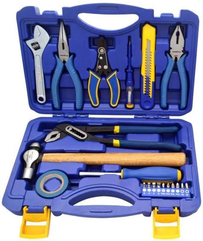 GoodYear GY10662 21 Pcs Premium Tool Kit