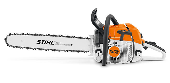 STIHL MS-382 Gasoline Chain Saw