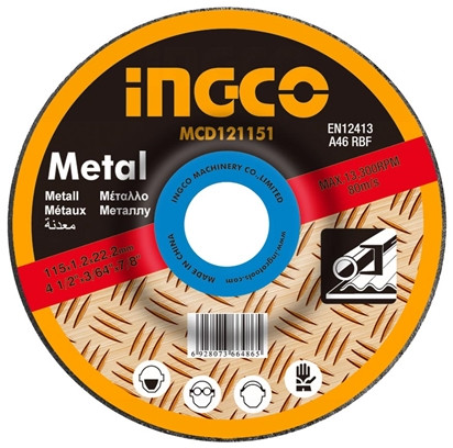 Ingco Abrasive metal cutting disc MCD303551