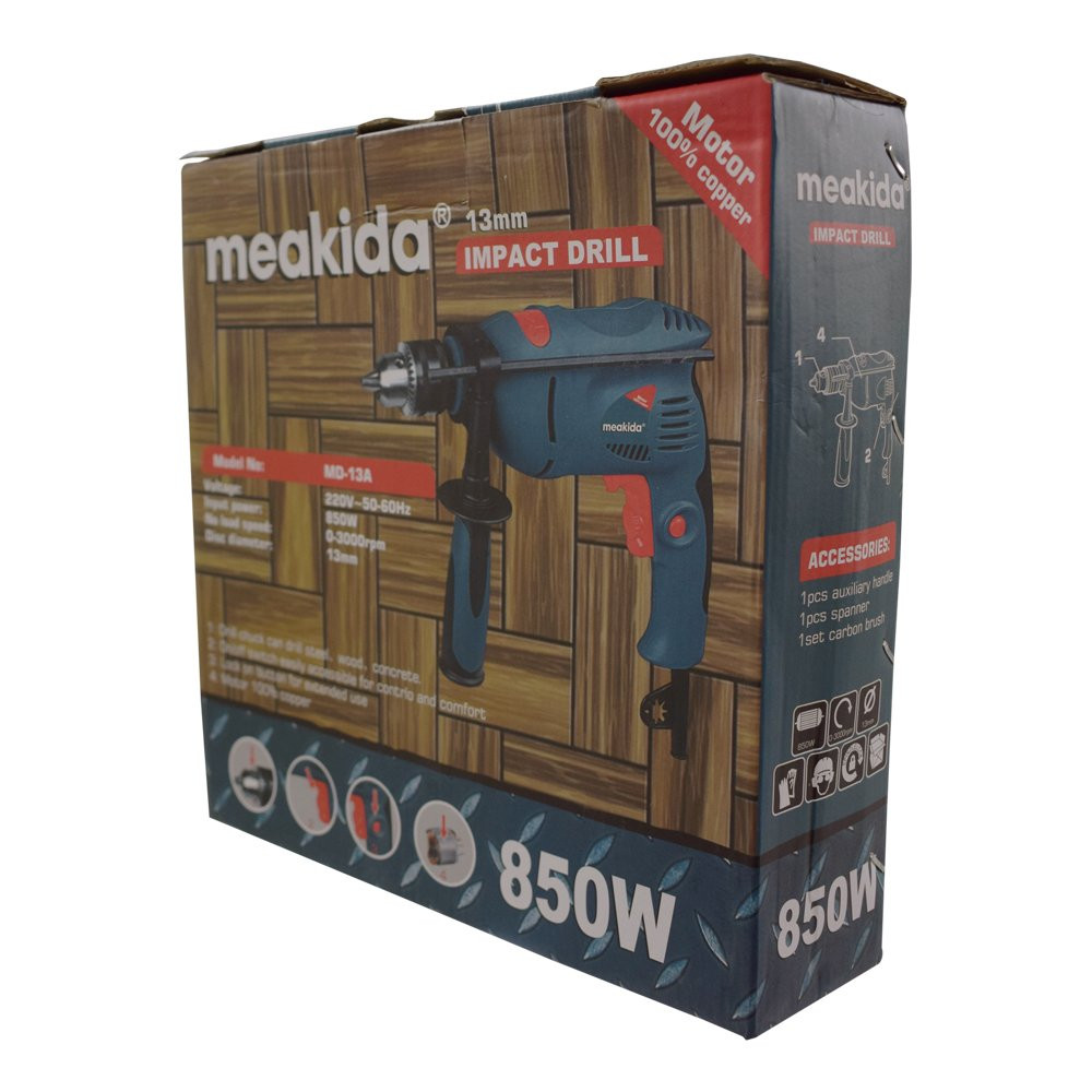 Meakida MD-13A Impact Drill