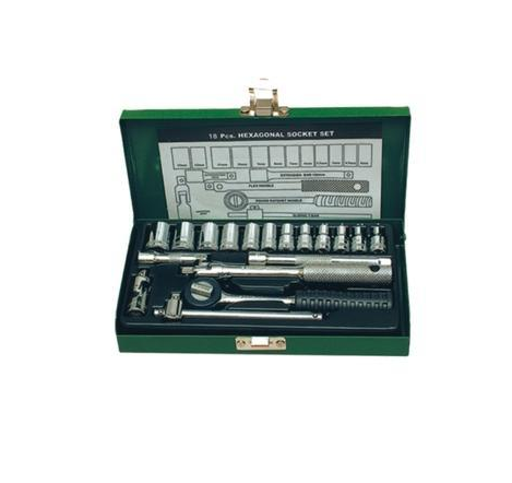 "Eastman ¼"" Drive Socket Set 38 Pcs E- 2226"