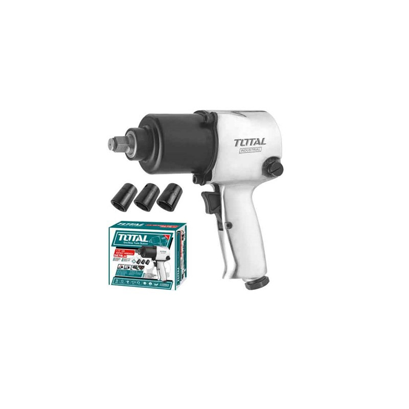 "Total 1/2"" Air impact wrench TAT40121"