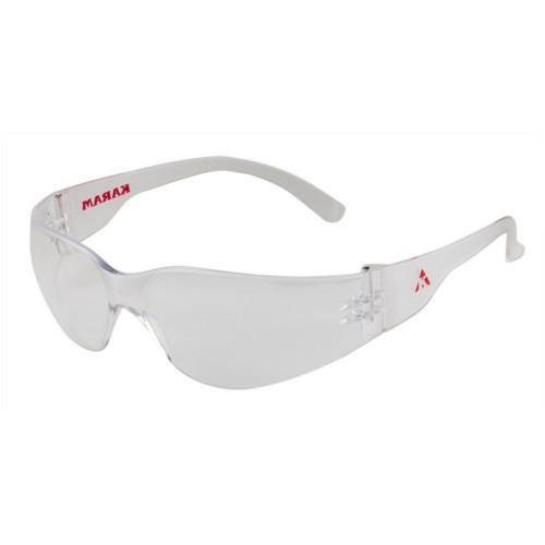 Karam Clear Lens Safety Goggle ES001