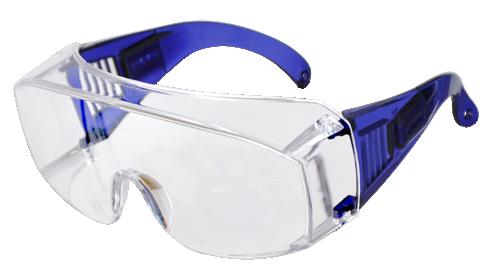 Karam Clear Lens Safety Goggles ES007