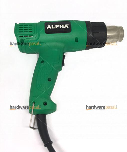 Alpha 1900W Heat Gun  A42001