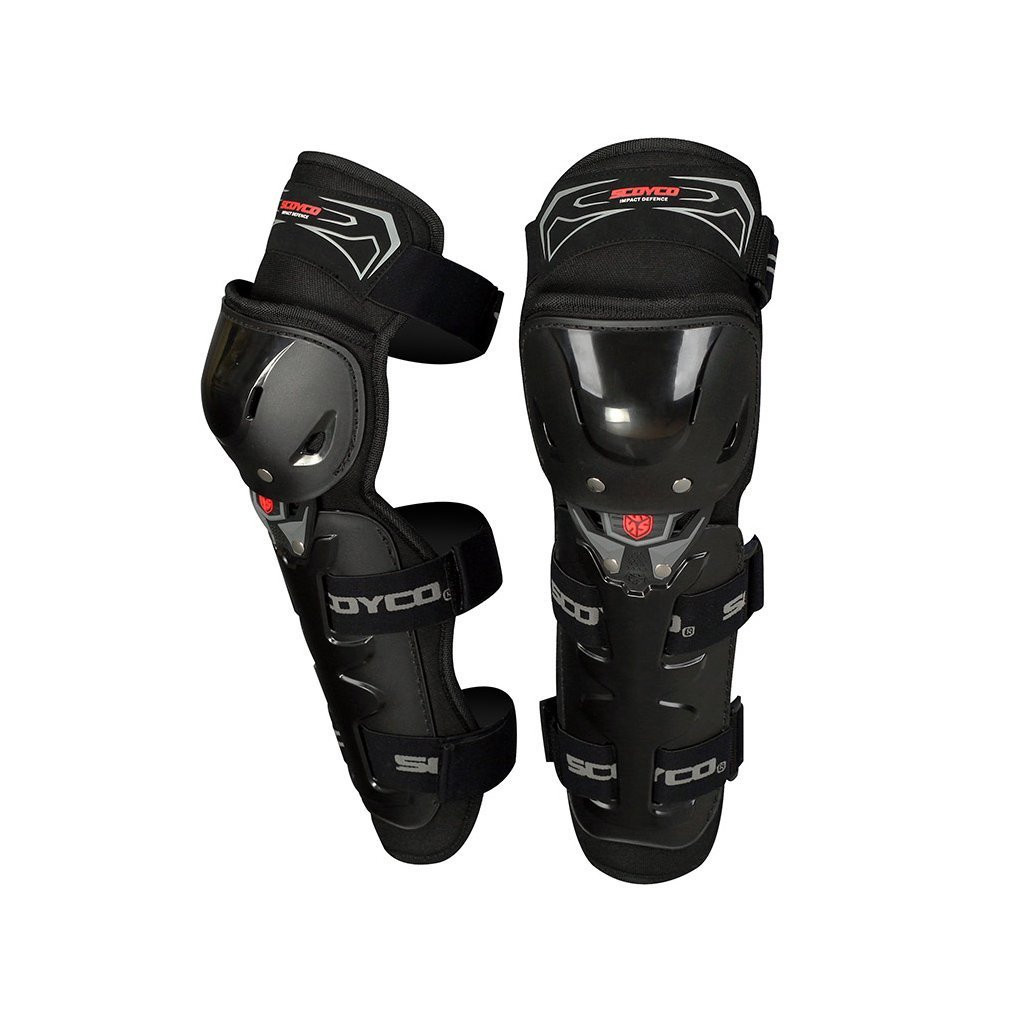 SCOYCO 4 Piece Knee and Elbow Guard