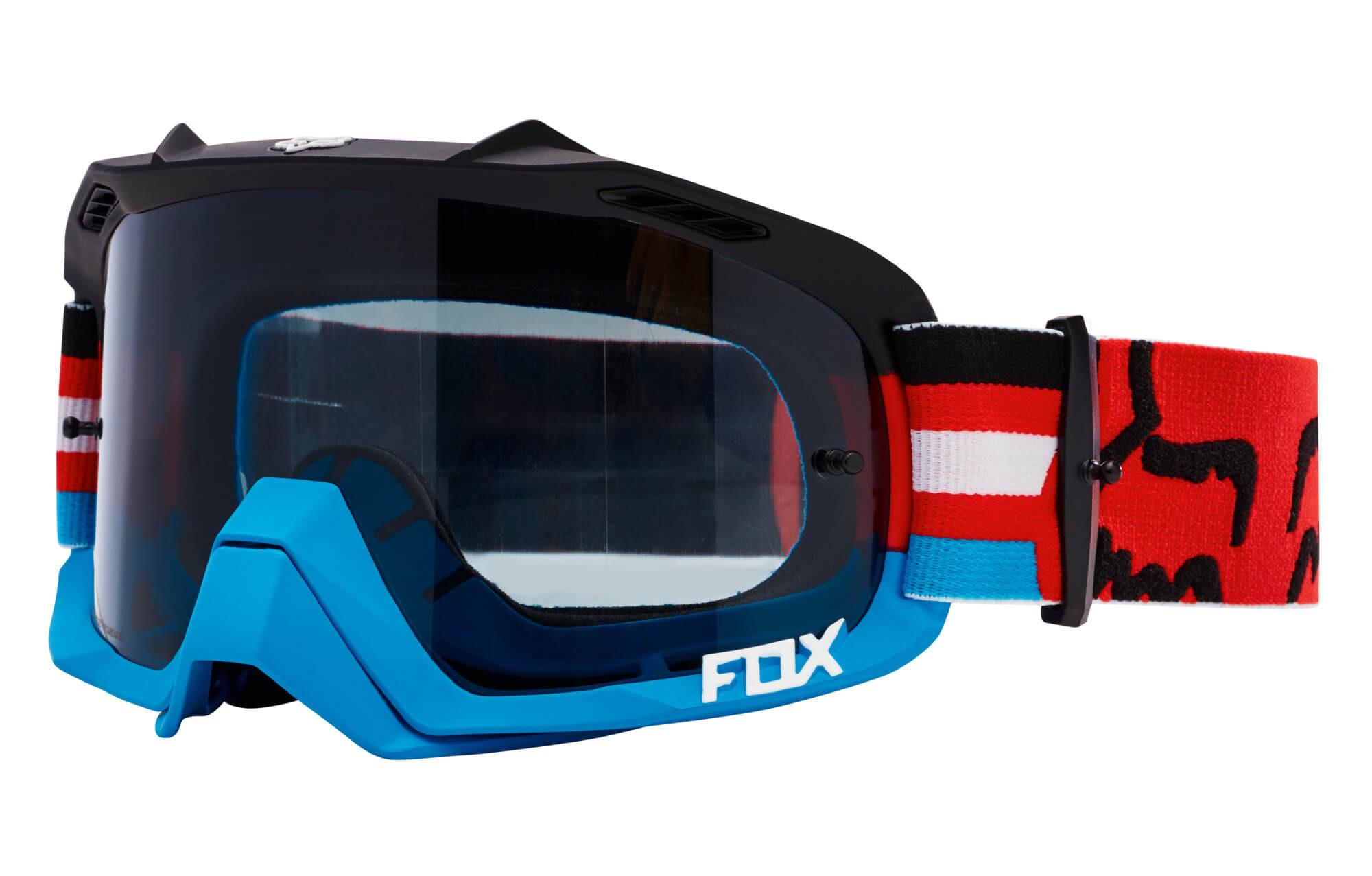 Fox Air Defense Goggles- Blue Black mix