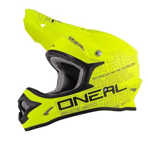 Oneal DOT Helmet Neon colour
