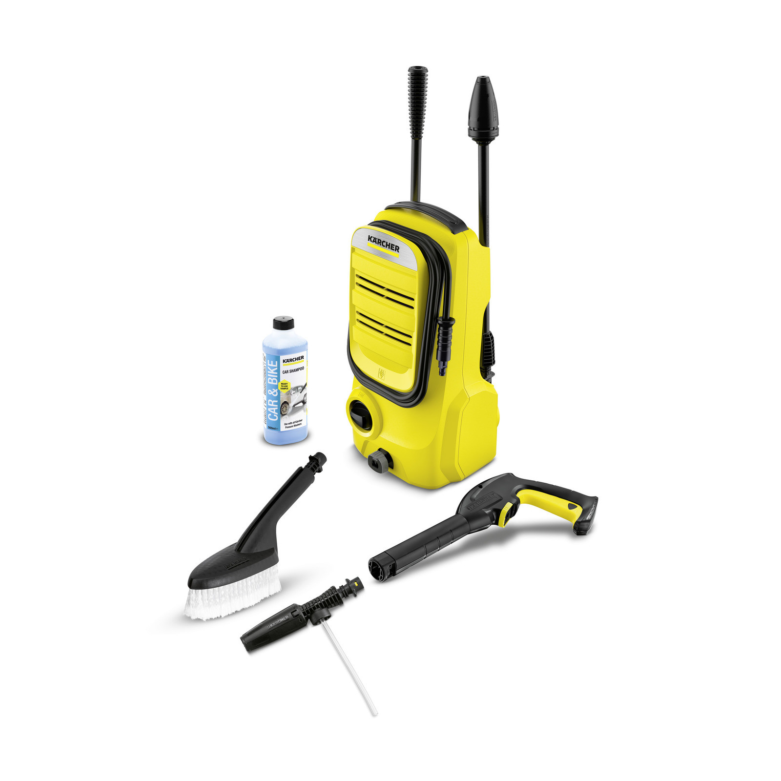 KARCHER 1400Watt High Pressure Washer- K2 Compact Car