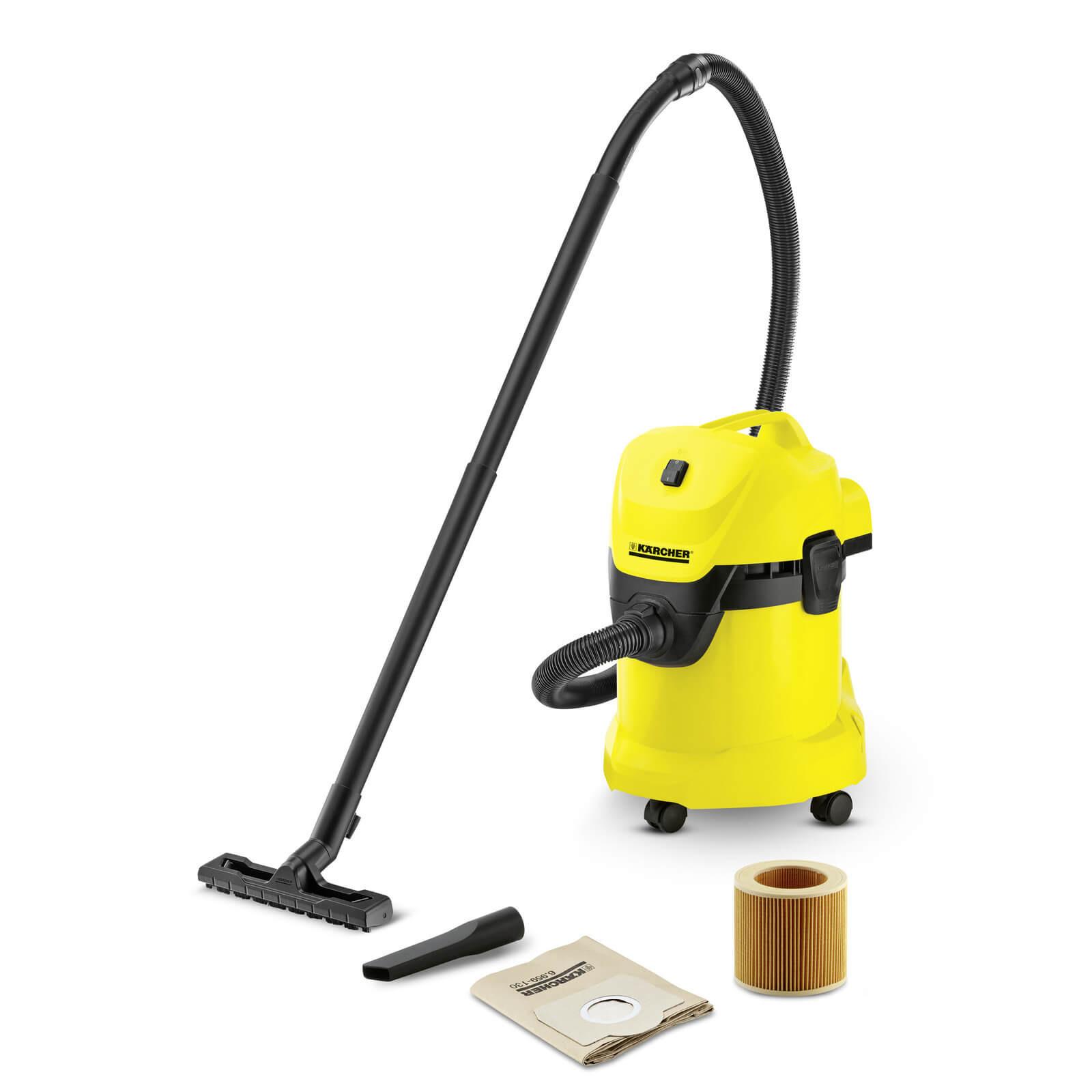 KARCHER Multi Purpose Vacuum Cleaner- WD 3