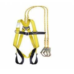 Karam 2.2 kg Safety Belt Nylon Full Body Harness Ki02