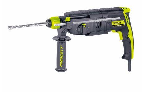 Prescott 750Watt Rotary Hammer PT0402601+