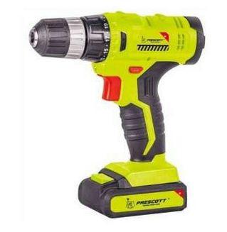 Prescott 18V 10mm Cordless Drill PT2001801+