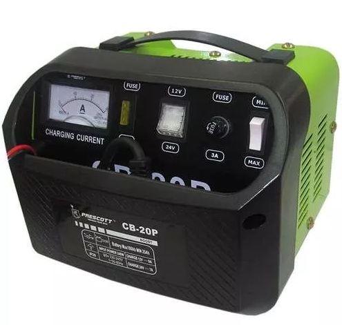 Prescott 250w 8Amp Battery Charger CB-20P