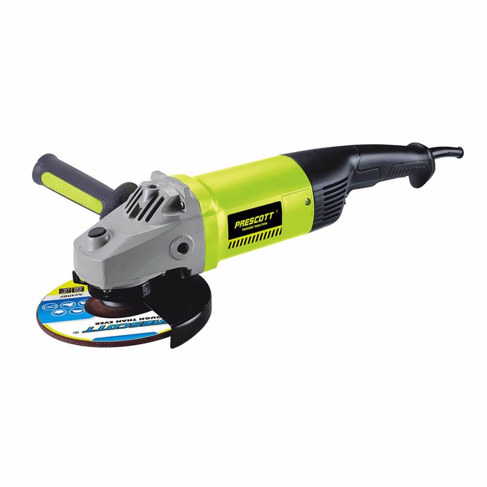 Prescott 2400W Angle grinder PT0318001