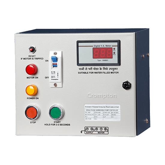 Crompton Control Panels