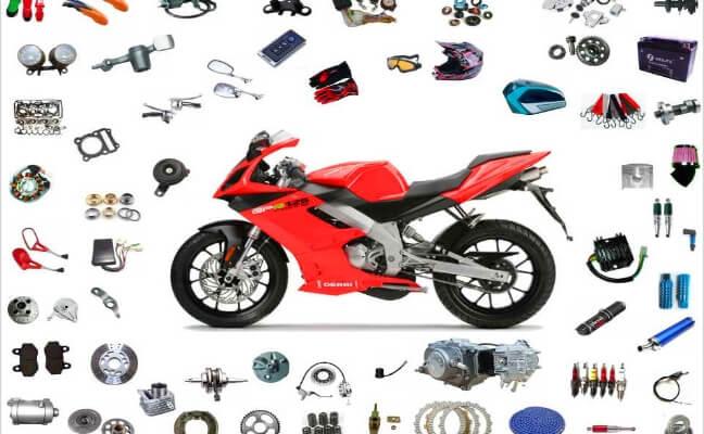 Motorcycle essentials