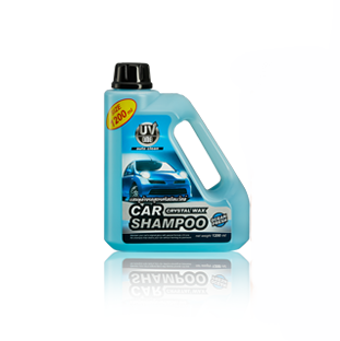 Car Wax & Shampoo